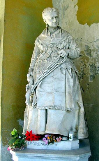 Monumento Caterina Campodonico
