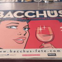 Bacchus 2019