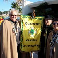 Le Confraternite Europee Riunite all'Olivado