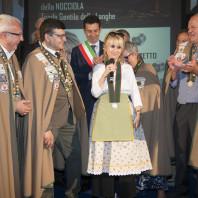 L'Ambasciatrice della Nocciola Luciana Littizzetto