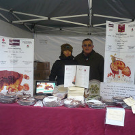 """Carla Pagnani al """"Cacao Meravigliao"""" di Vercelli"""