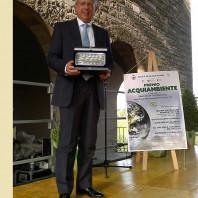 Premio Acqui Ambiente: menzione speciale per il libro di Ginetto Pellerino