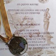 La festa della Caboche a Puget Ville (FR)