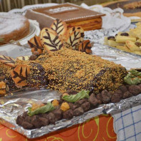 L'ingrediente segreto. Frutti d'autunno, torte e un pizzico di libri.