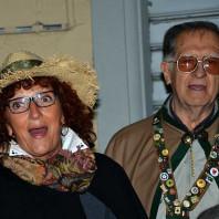A Carignano con i Ciapinabò e le Nocciole