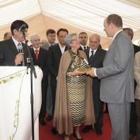 Omaggio al Principe Alberto di Monaco