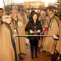 Carla Pagnani Inaugura a Pinerolo
