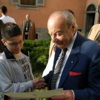 Addio al Fautor Langae Franco Piccinelli