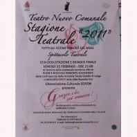 Giancarlo Chiesa Inaugura la Stagione Teatrale a Cortemilia