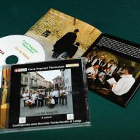 "Il CD ""Canti Popolari Piemontesi"""