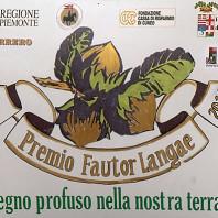 Premio Fautor Langae 2014