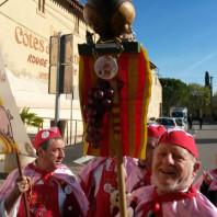 Capitolo della Confrérie des Amis du Vin et du Cochon